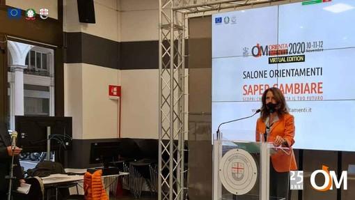 """Il 25° Salone Orientamenti è """"online"""" dal 10 al 12 novembre: il tema del 2020 è """"saper cambiare"""""""