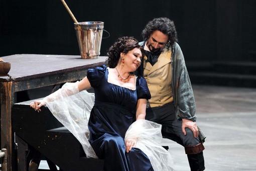 Il Il teatro Carlo Felice di Genova su Rai 5 per la seconda settimana consecutiva