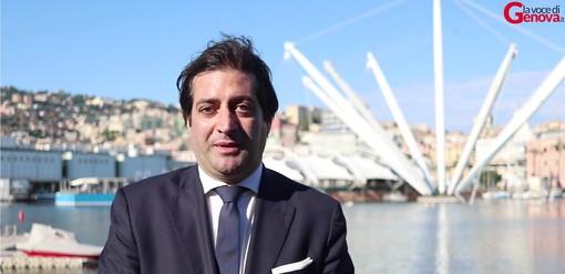 """Nuova Via della Seta a Genova, Enrico Molinari: """"La Silk Road è un acceleratore per l'Italia"""""""