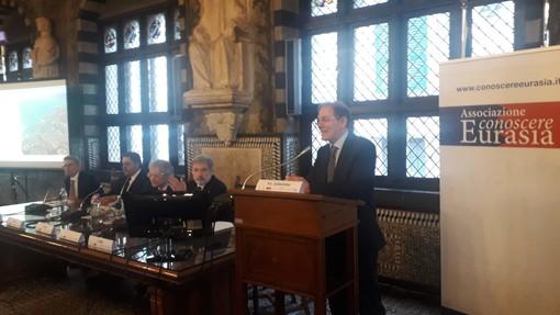 """""""Italia-Russia: l'arte dell'innovazione"""" si dibatte a Genova"""