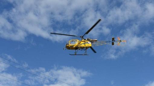 E-Distribuzione: su Genova ispezione alle linee elettriche dal cielo da lunedì 19 aprile