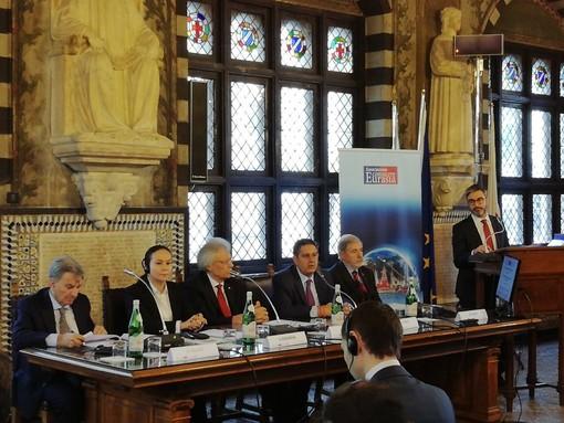 """""""Italia ponte tra Russia e Ue"""": il seminario a Genova sull''Arte dell'innovazione'"""