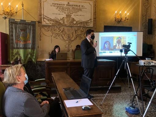 A Cornigliano e Rapallo i premi della provincia di Genova per la scuola digitale