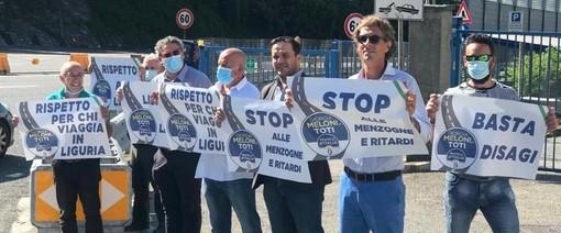 """Fratelli d'Italia: """"Una catena umana per protesta contro Autostrade"""""""