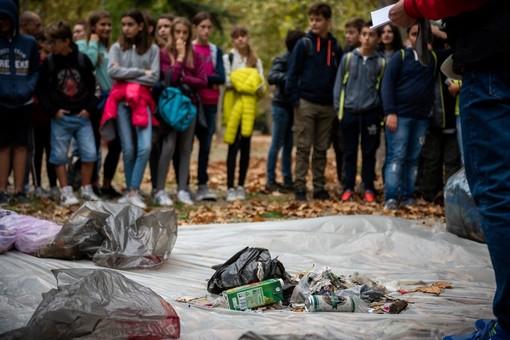 """Progetto """"Genova Scoprendo"""": 230 studenti al parco dell'Acquasola"""