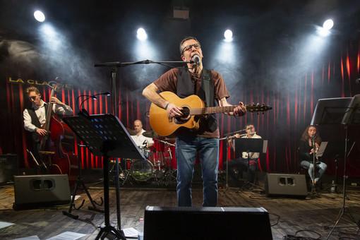 "Paolo Gerbella torna live a Genova con ""La Regina"""
