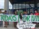 """Fridays For Future : """"Bocciamo il Progetto della nuova diga foranea di Genova"""""""