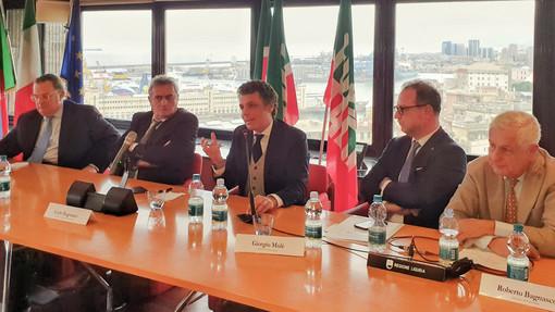 Autostrade: manifestazione di Forza Italia Liguria di fronte a Montecitorio il 21 luglio