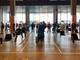 Fiera di Genova: al via l'operatività dell'hub vaccinale del padiglione Jean Nouvel (FOTO e VIDEO)