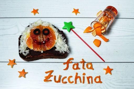 Felici & Veloci, la nuova ricetta di Fata Zucchina: 'quadro di arance e finocchi'