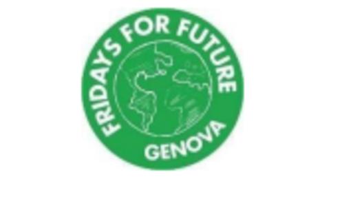 """Fridays For Future Genova: """"Venerdì 18 settembre in piazza De Ferrari dalle ore 16:00 alle 18:00 abbiamo organizzato un presidio speciale in occasione della chiusura della campagna elettorale"""""""