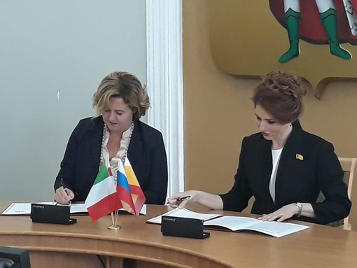 Genova e Ryazan: gemellaggio siglato con la città russa