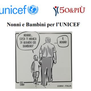 Ritorna la Festa dei nonni e dei bambini per l'UNICEF: appuntamento a Genova venerdì 2 ottobre