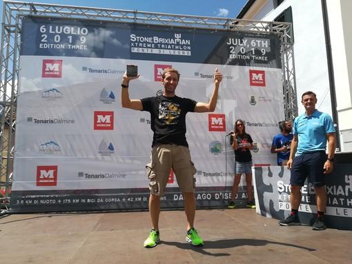 StoneMan: il vincitore è Federico Roncagliolo di Rapallo
