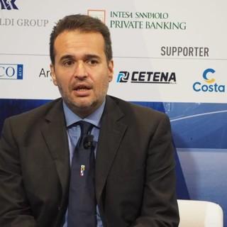 Partito il Blue economy summit: prima giornata dedicata al porto, alla diga foranea e al waterfront di Genova