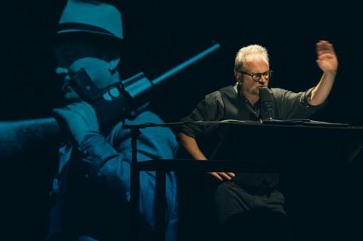 'Furore' con Massimo Popolizio in scena al Teatro Gustavo Modena (FOTO)