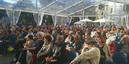 Oltre 21 mila visitatori celebrano il successo della sesta edizione del Festival dell Parola di Chiavari