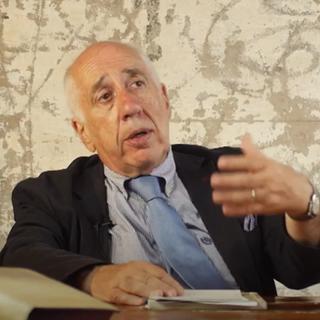 Il professor Francesco De Nicola