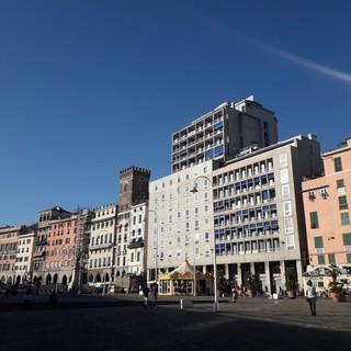 Meteo: solo qualche nuvola sulla Liguria