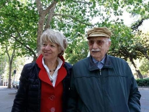 L'uomo più anziano della Liguria compie 108 anni: gli auguri del presidente Toti