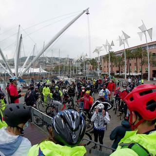 Dal centro di Genova a Boccadasse in bicicletta