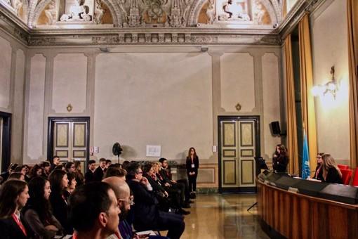 Studenti da tutto il mondo a Genova per la nuova edizione del Gemun [FOTO]