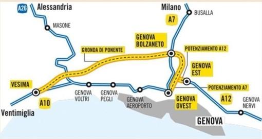 Le 9 opere di cui Genova non può fare a meno: consegnato il dossier a De Micheli