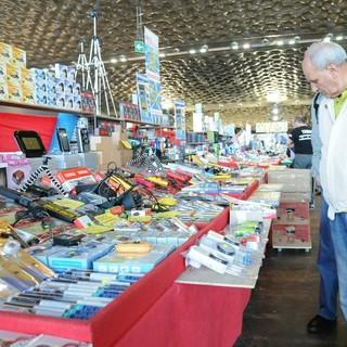 Alla Fiera di Genova torna l'edizione natalizia di Gizmark, mostra mercato dedicata all'elettronica [FOTO]