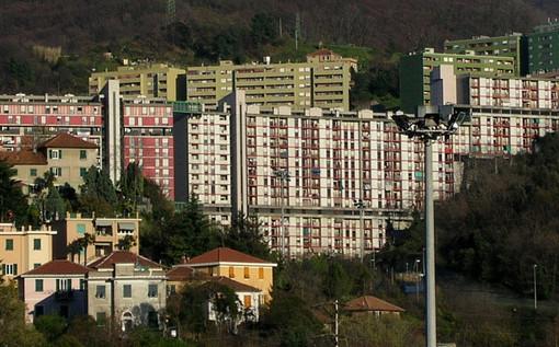 Diga di Begato: sgomberati 5 appartamenti di proprietà pubblica occupati abusivamente
