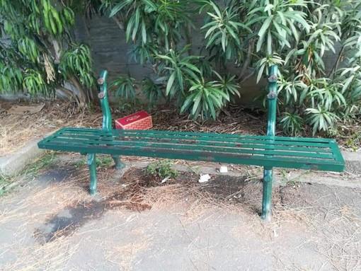 Allarme incuria ai Giardini Piccardo di Voltri, interrogazione della Lega (FOTO)