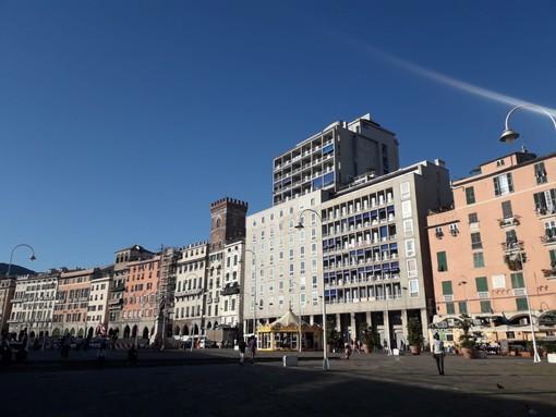 Meteo: sole e temperature nella norma a Genova
