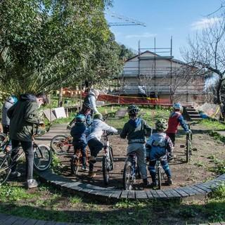 Green Park Bike School: la scommessa vincente di Andrea e Fabio sulle alture di Sestri