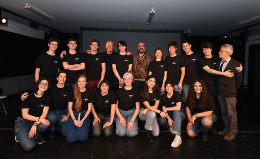 """Teatro Nazionale: inaugurato il corso di recitazione """"Mariangela Melato"""""""