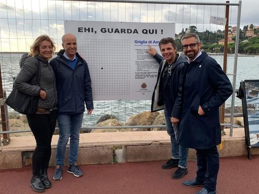 Rapallo: primo Comune d'Italia ad esporre la griglia per la maculopatia