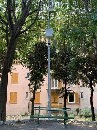 Sicurezza: nuove telecamere in Centro Storico e al Cep di Pra'