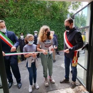 Acquedotto storico di Genova: inaugurata la Casetta dei Filtri sul Geirato (FOTO)