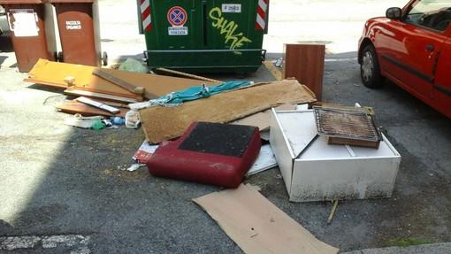 Cep, rimossi nove camion di rifiuti ingombranti