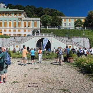Voltri, a Villa Duchessa apertura straordinaria della Grotta della Cisternaa
