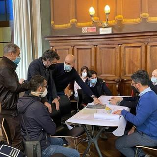 Rapallo: primo incontro per gli interventi infrastrutturali a difesa del lungomare e del centro abitato