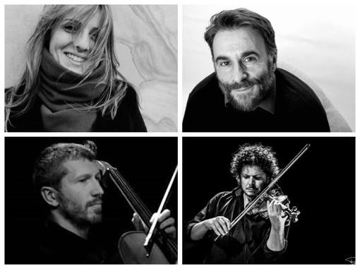 Narrazioni in italiano e inglese in chiave jazz: riprende vita il cuore di Genova