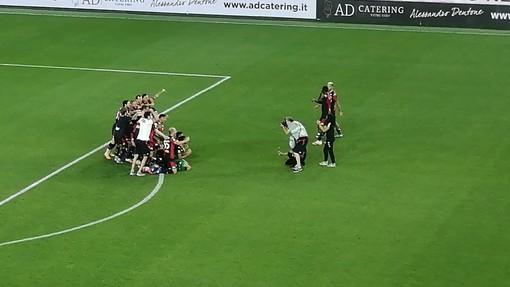 Genoa, basta un primo tempo per salvare una stagione: Hellas battuto 3-0 e un'altra salvezza in saccoccia