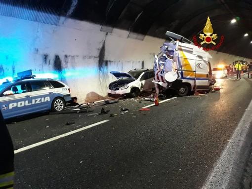 Traffico: A12 chiuso tratto Sestri Levante-Lavagna per incidente