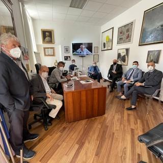 Rapallo: il Comune incontra Autostrade per l'Italia