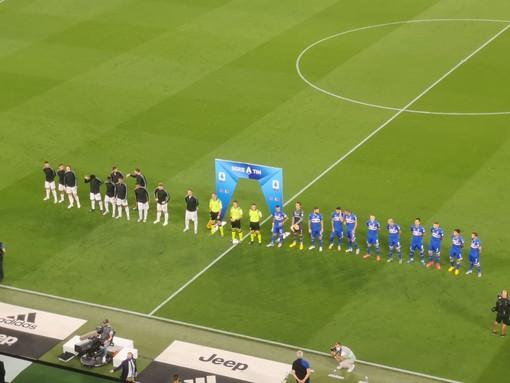 Samp da applausi ma alla fine festeggia la Juve: blucerchiati ko