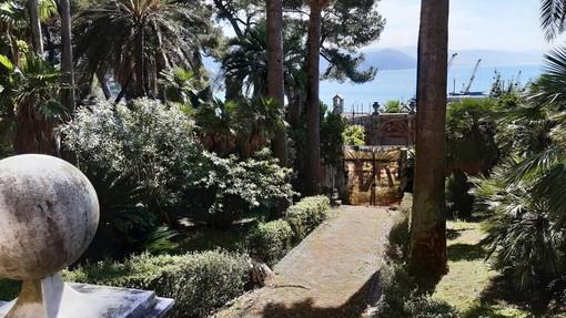 Santa Margherita Ligure: villa Durazzo riapre i battenti [FOTO]