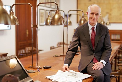 """Luciano Fontana: """"L'informazione di qualità resisterà per sempre"""""""