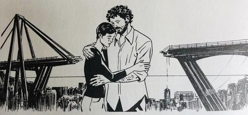 """Berardi: """"Vent'anni del mio fumetto Julia"""""""