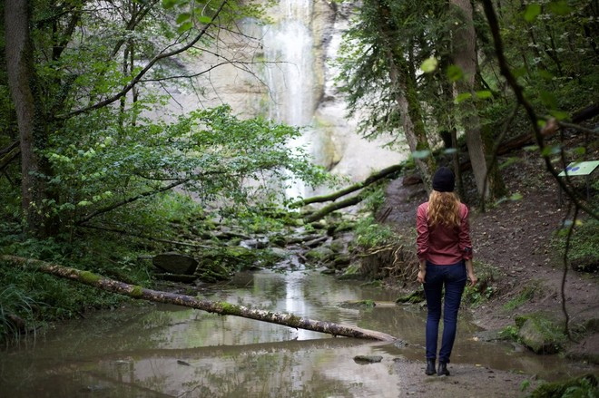 """La """"Cascata della Donnaiola"""" tra bellezze della natura e leggenda"""