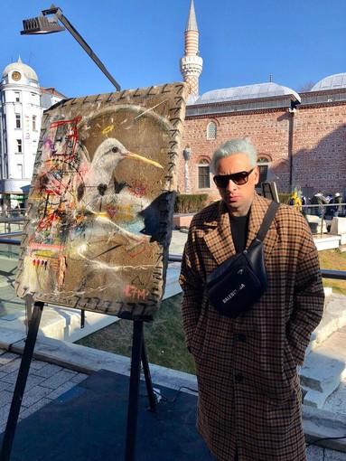 Pintada by Urban attack: un progetto di street art a Certosa