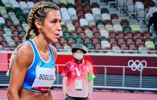 Tokyo 2020. Fantastica Luminosa Bogliolo! Alle Olimpiadi arriva il nuovo record italiano nei 100 ostacoli in 12:75!